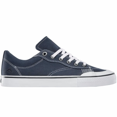 zapatillas de skate  emerica indicator low azul