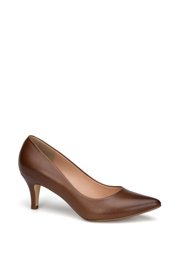 Zapatillas De Tacón Cafés Mujer Andrea 2456829 -   892.90 en Mercado ... 1edecc2e798f6