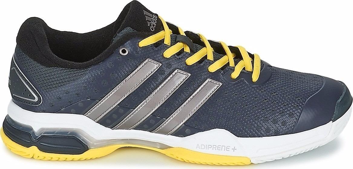 zapatillas de tenis barricade team 4 gris adidas