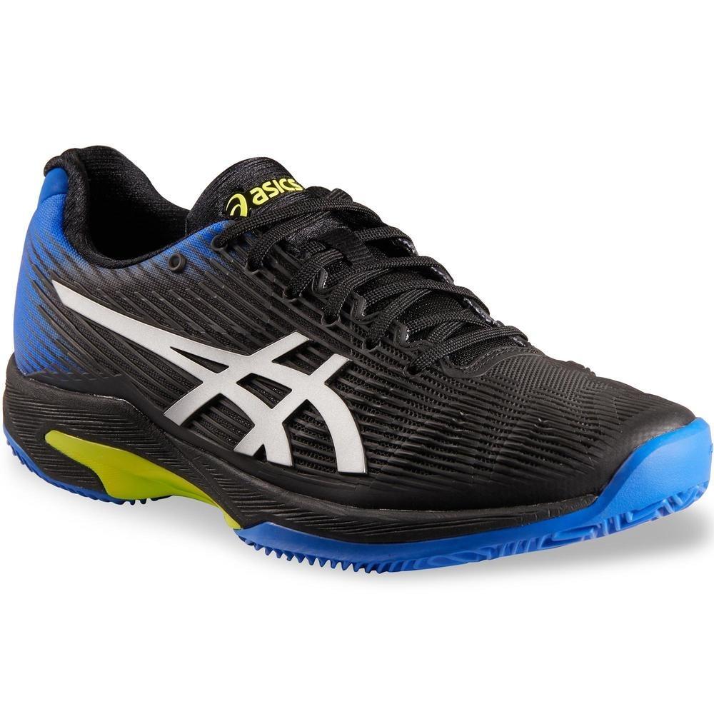 6189f70a6d78c zapatillas de tenis hombre gel-solution speed 3 negro azul. Cargando zoom.