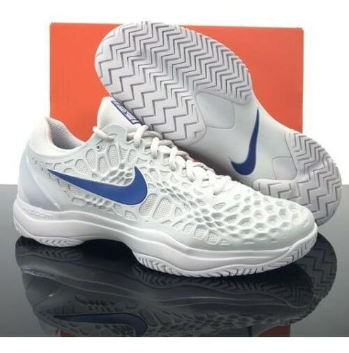 Zapatillas De Tenis Nike Air Zoom Cage 3 Hc Para Hombre, Tal