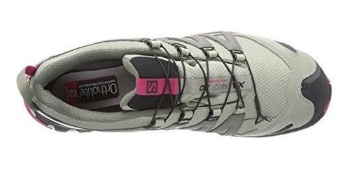 zapatillas de trail running mujer salomon xa pro 3d gore-tex