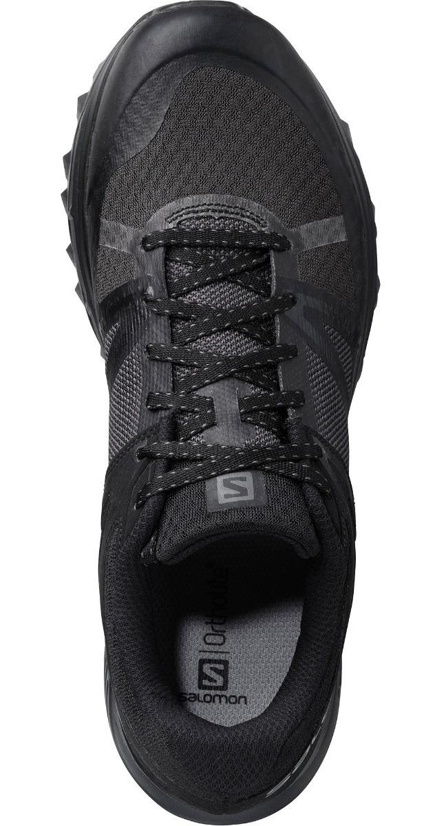 Zapatillas De Trail Running Salomon Trailster Negro Hombre