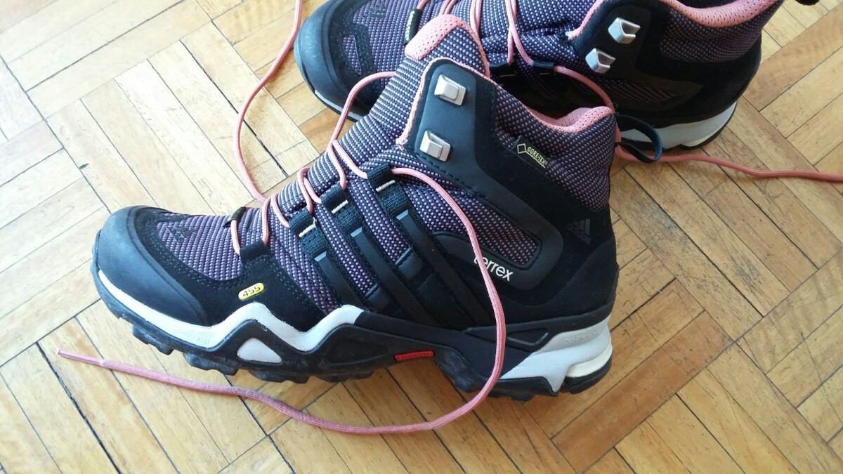 zapatillas adidas mujer goretex