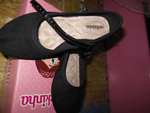 zapatillas de vestir para niñas talla 29