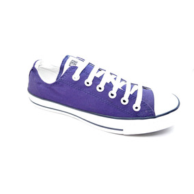feb1ef69135 Converse Guillerminas - Zapatillas Violeta en Mercado Libre Argentina