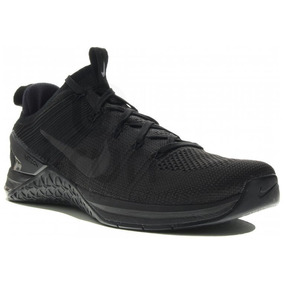 separation shoes 6a2d9 1be28 Zapatillas Nike Metcon Dsx Flyknit 2 Black Crossfit Training