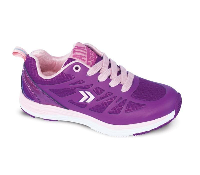 570f09517 zapatillas deportiva atomik running 30 38 violetas. Cargando zoom.