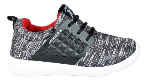 zapatillas deportiva niño livianas running jaguar (928/9007)