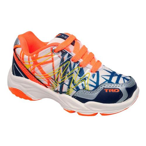 zapatillas deportiva tridy naranja (4053) n°30
