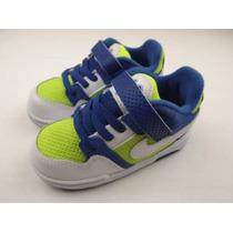 Zapatillas Nike 6.0 Mogan 2 Td Para Ninos Talla 10c = 16 Cm.