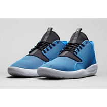 Botines Zapatillas Nike Air Jordan Low Eclipse Gs Excelente