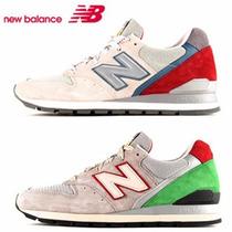 Zapatillas New Balance 996 Tallas 7 A 10usa