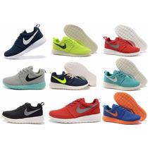 Zapatillas Nike Roshe Run Nuevas En Caja Made In Vietnam