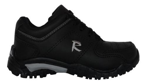 zapatillas deportivas colegiales rigazio con cordón