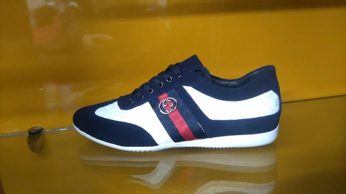 c67f697e8 Deportivas con talonera en piel de cocodrilo Gucci zapatillas deportivas  gucci hombre