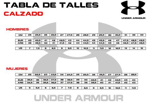 zapatillas deportivas hombre under armour speedform gemini 2
