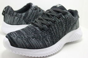 Zapatillas Deportivas Mujer 189g Negro Peso Pluma