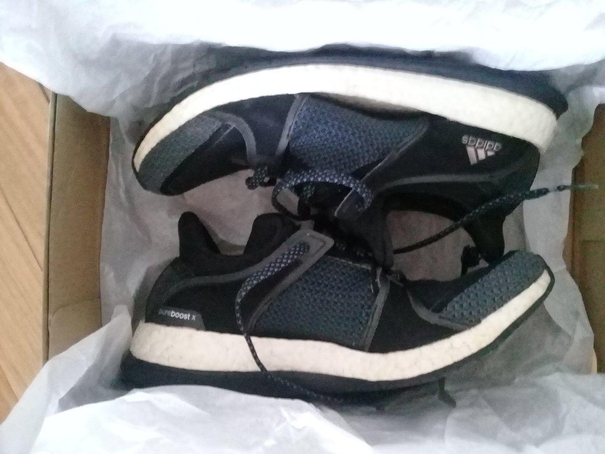 Zapatillas Deportivas Mujer adidas Pure Boost Talle 36 $ 900,00