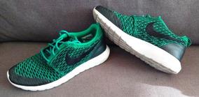 Establecimiento Decepcionado metal  Zapatillas Completamente Negras - Zapatillas Nike para Hombre Verde en  Mercado Libre Argentina