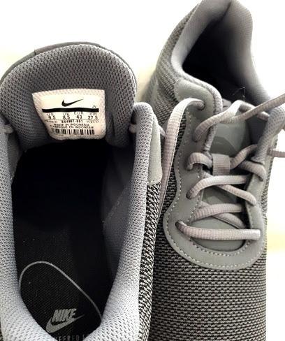 Zapatillas Deportivas Plantilla Con Memoria Nike Hombre Gris ... e45d1bc2301c8