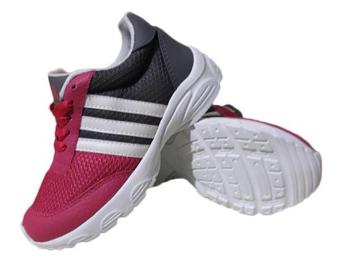 zapatillas deportivas urbanas niño o niña  talles: 28 al 34