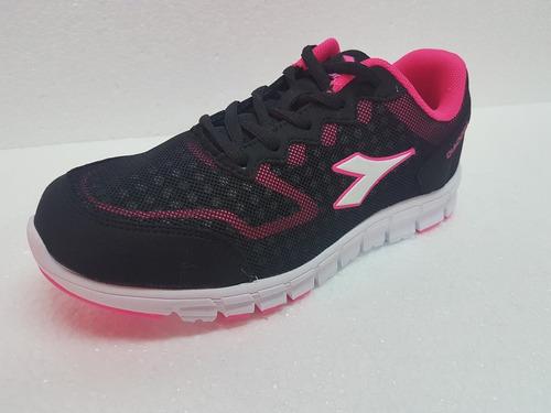 zapatillas diadora mujer running talles del 35 al 40 #blast
