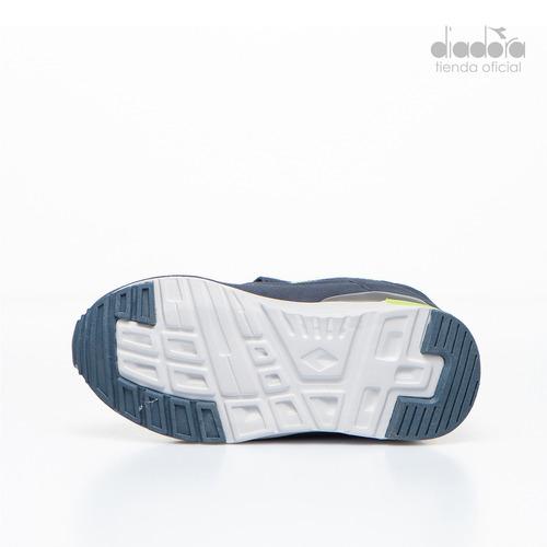 zapatillas diadora note jr. marino