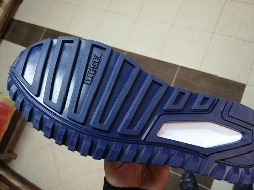 zapatillas diésel talla 42 de hombre