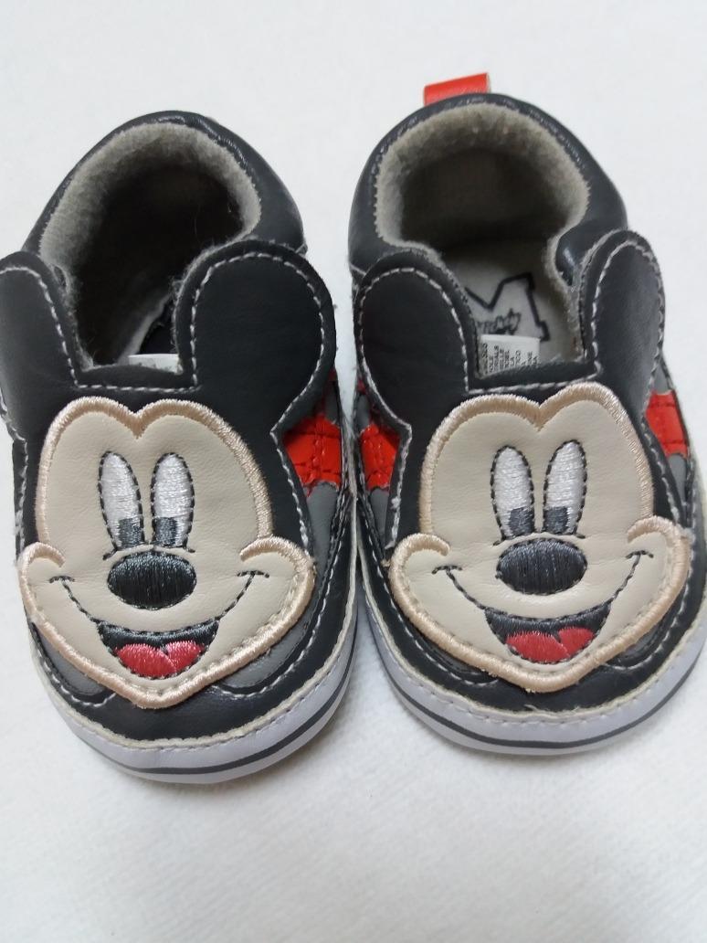 3c433db6a zapatillas disney bebe no caminante 3 a 6 meses como nuevas. Cargando zoom.