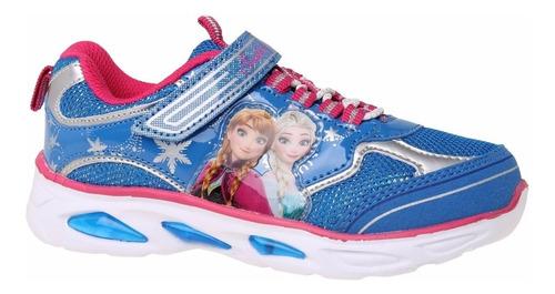 zapatillas disney frozen anna con luces addnice mundo manias