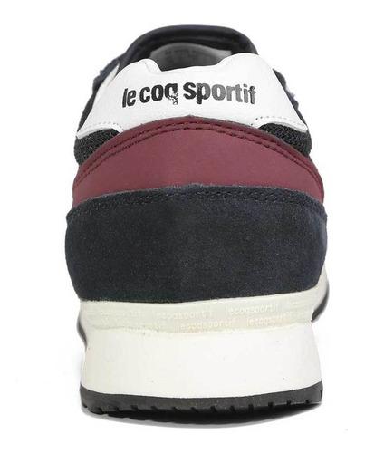 zapatillas eclat 89 classic negro unisex le coq sportif