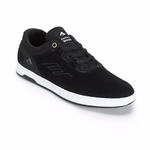 zapatillas emerica  westgate cc black
