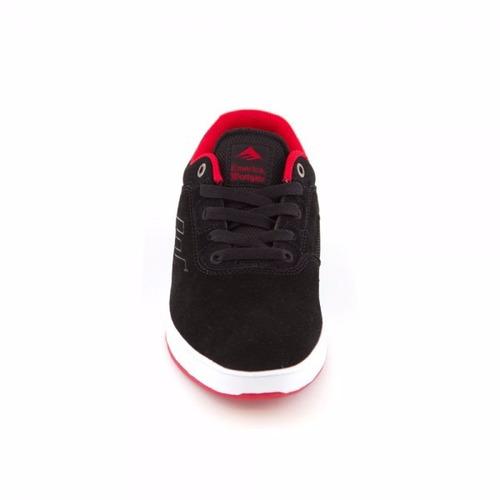 zapatillas emerica westgate cc negro rojo