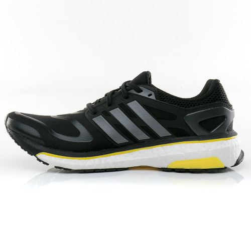 zapatillas energy boost m black adidas