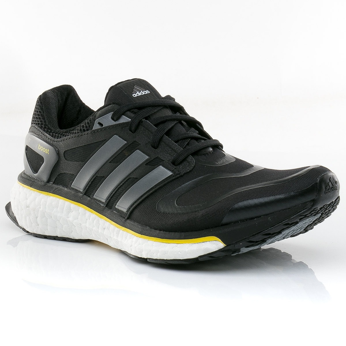 best service 06f2f de8b6 zapatillas energy boost m black adidas. Cargando zoom.