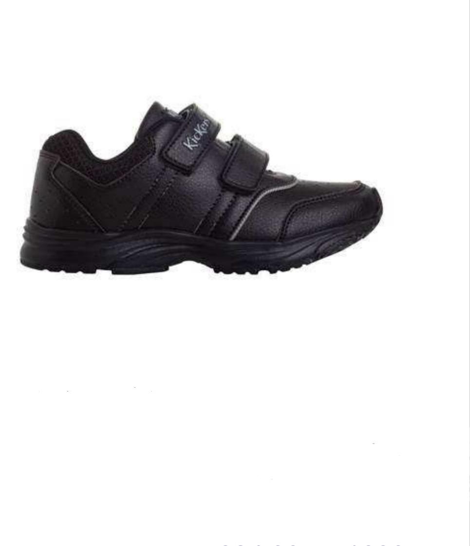 1fb0c71d2 zapatillas escolares negras abrojo 27 38 kickers dualfit. Cargando zoom.