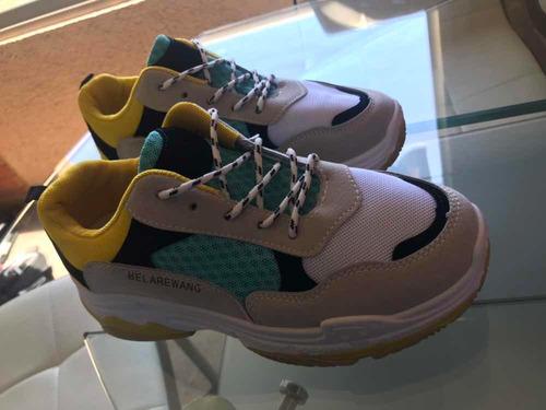 zapatillas estilo balenciaga