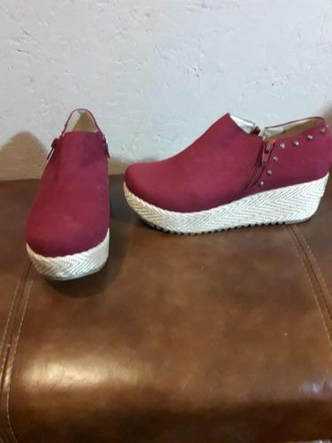 zapatillas estilo colombiana talla desde el 35 al 39