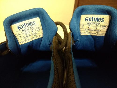 zapatillas etnies