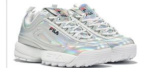 colección completa zapatos casuales último Zapatillas Fila Disruptor 2 100% Originales