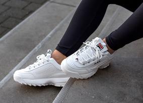 zapatos de separación 6e43f 47d3e Zapatillas Fila Disruptor 2 - Nuevas En Caja Unisex