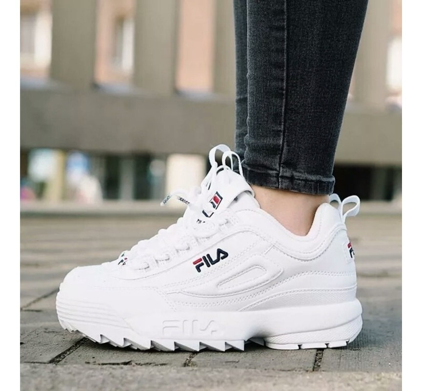 Zapatillas Fila Disruptor 2 Premium Hombre