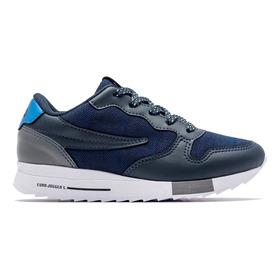 Zapatillas Fila Euro Jogger Sport 31u308x3165 Kids 31u308x31