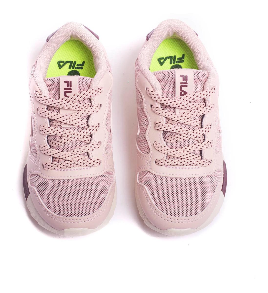 Zapatillas Fila Euro Jogger Sport Kids 31u308x 3501 Open Sp