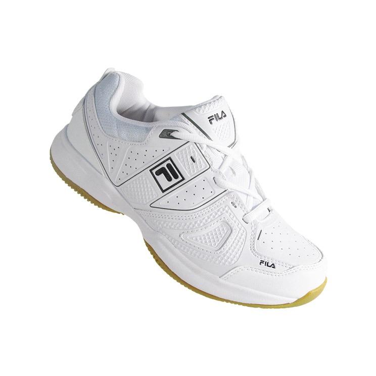 Zapatillas Fila Novaro 2 Blancas Talles 40 Al 44