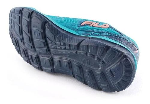 zapatillas fila running dama mod. grafic. oferta!!!