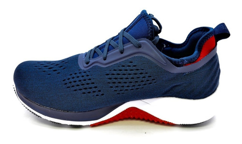 zapatillas fila training lite scale hombre azul o negro  abc