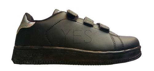 zapatillas footy con luces led carga usb mundo moda kids fxl