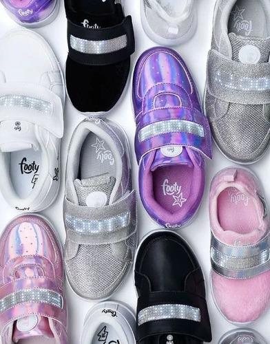 zapatillas footy nuevas con visor 31/36 fxv 192